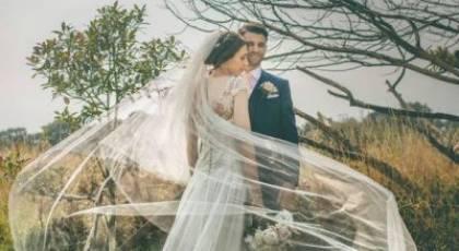 40 عکس عروس و داماد 2019 در باغ با ژست های متنوع
