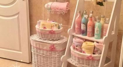 تزیین سرویس بهداشتی و حمام عروس