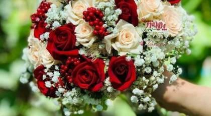 دسته گل عروس جدید 98 و 2019 با تزیینات جذاب و خاص