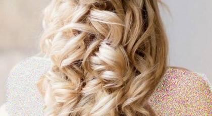 24 مدل موی باز عروس جدید