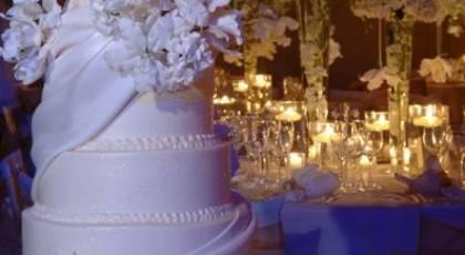 کیک عروس طبقاتی بسیار شیک 2017