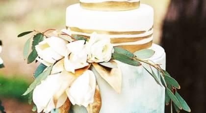 گالری محبوبترین کیک های عروسی طبقاتی سال