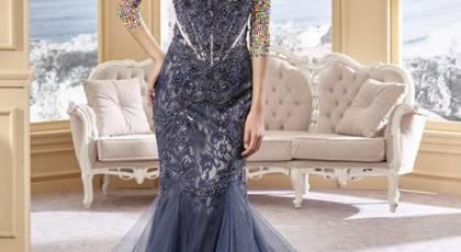 مدل لباس مجلسی زنانه شیک و جدید 2017