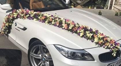 جدیدترین تزیین ماشین عروس لوکس96