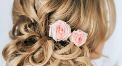20 شینیون مو کوتاه عروس جدید و زیبا