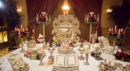 آداب و رسوم ازدواج ایرانی، مراسم عروسی در ایران